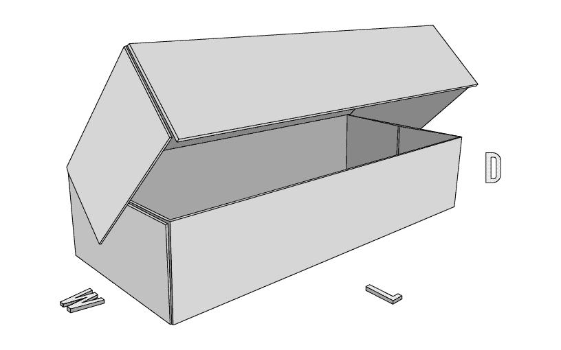 5 Panel Folder (5PF)