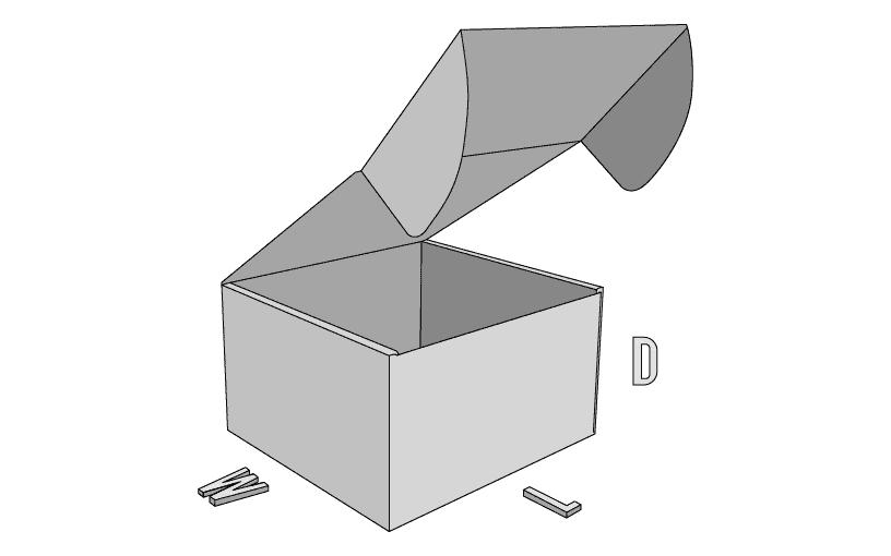 Indestructo Box Style