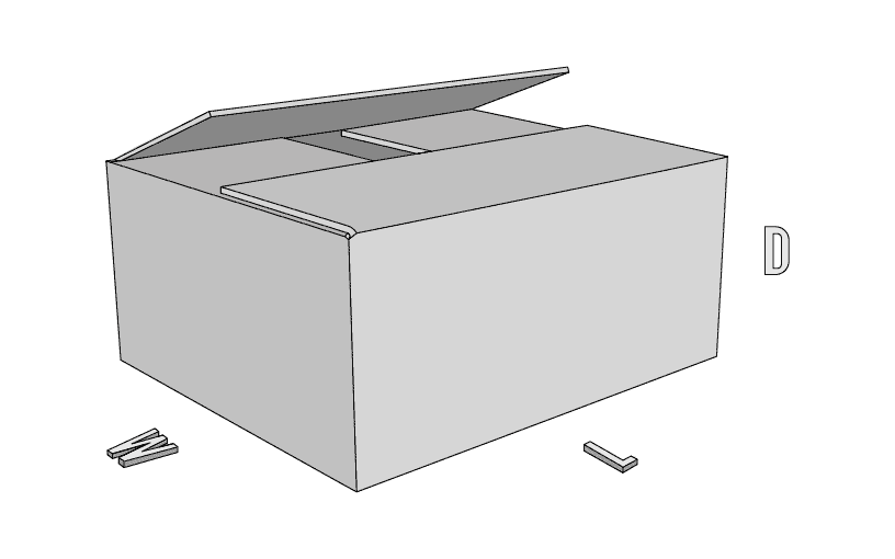 Regular Slotted Container (RSC)