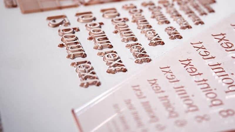 flexographic printing plate